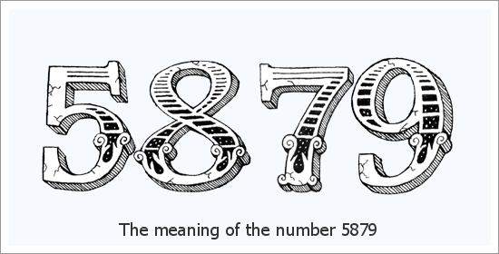 5879 Bilang ng Espirituwal na Kahulugan ng Anghel