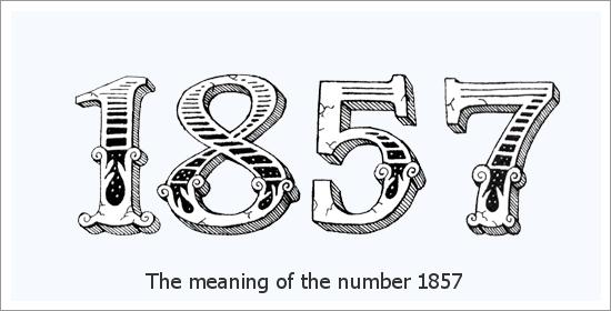 1857 Engelszahl Spirituelle Bedeutung