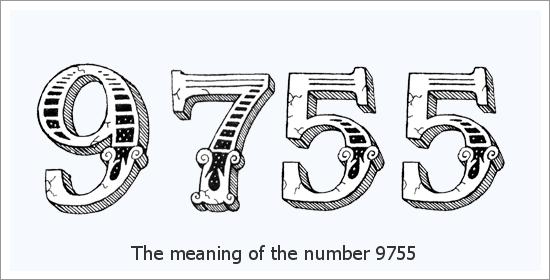 9755 Número do Anjo Significado Espiritual