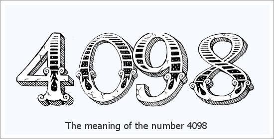 4098 Engelszahl Spirituelle Bedeutung