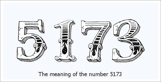 5173 Número do Anjo Significado Espiritual