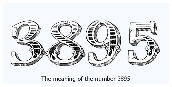 3895 Engelszahl Spirituelle Bedeutung