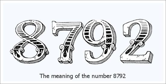 8792 Angelo numeris Dvasinė prasmė