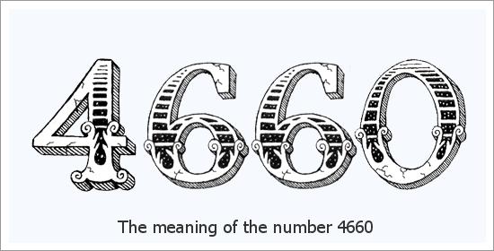 4660 Número do Anjo Significado Espiritual