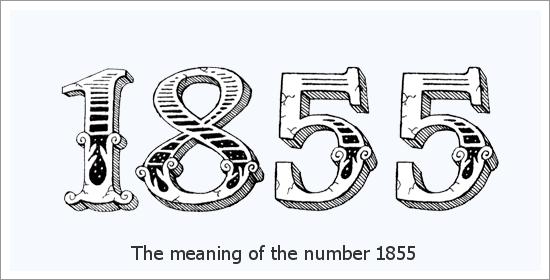 1855 Engelszahl Spirituelle Bedeutung