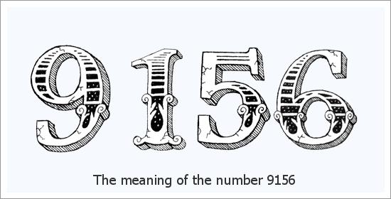 9156 Número do Anjo Significado Espiritual