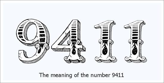 9411 Engelszahl Spirituelle Bedeutung