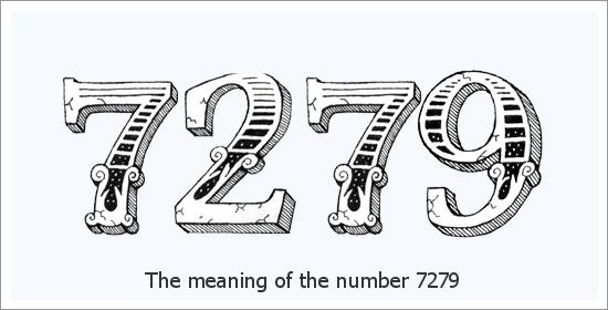 7279 ఏంజెల్ సంఖ్య ఆధ్యాత్మిక అర్థం