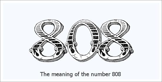 808 ஏஞ்சல் எண் ஆன்மீக பொருள்