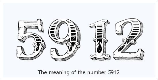 5912 Engelszahl Spirituelle Bedeutung