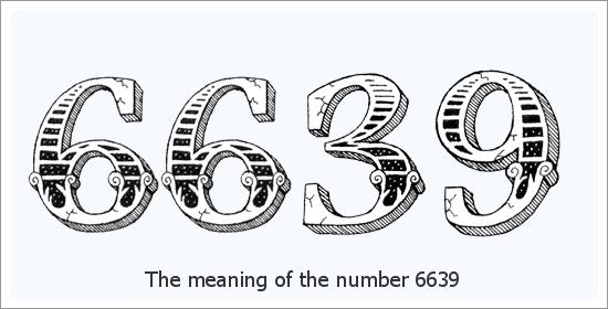6639 Número do Anjo Significado Espiritual