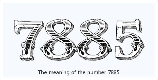 7885 Número do Anjo Significado Espiritual