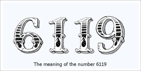 6119 Bilang ng Espirituwal na Kahulugan ng Anghel