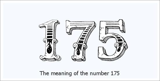 175 Число ангелов Духовное значение