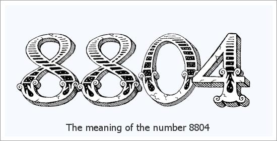 8804 Engelszahl Spirituelle Bedeutung