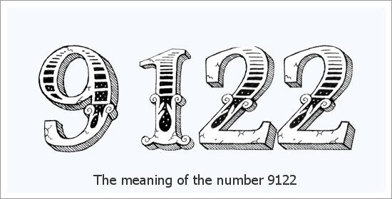 ९१२२ एंजेल नंबर आध्यात्मिक अर्थ