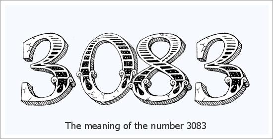 3083 Número do Anjo Significado Espiritual