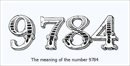 9784 Número do Anjo Significado Espiritual